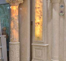 大理石壁柱