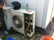 秋冬季空调移机维修