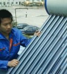 武汉太阳能热水器安装注意事项