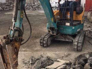上海挖机出租