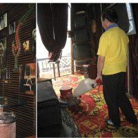 客户地毯清洗案例