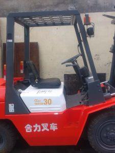 北京华业叉车