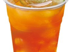 柠檬冰红茶