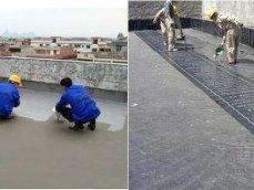 呼和浩特烫房顶防水维修