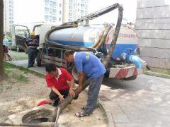 武汉洪山区隔油池清理