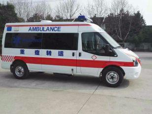 海口救护车出租