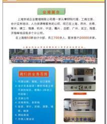 宝山顾村附近财务代理记账12年经验注册公司优惠不断