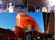 氯化橡胶防腐漆船舶耐水防腐漆