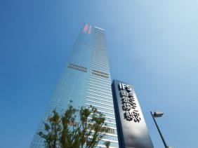 无锡国金中心精装修办公室出租丨国金中心租赁中心