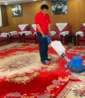 杭州地毯清洗