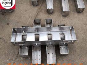 304槽式液体分布器  316不锈钢液体分布器