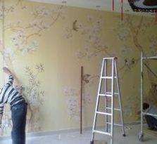 北京保洁公司室内外墙粉刷