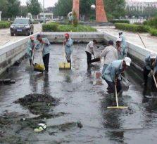 港闸区化粪池清洗及化粪池清掏和管道改造施工方案