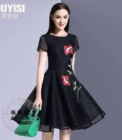 格蕾斯17新款连衣裙系列