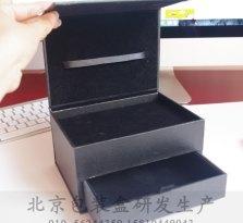 北京皮盒厂家,生产制作新型皮盒包装盒