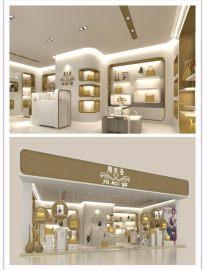 扬州烟酒店装修设计—烟酒展柜制作—宏钜一站式服务