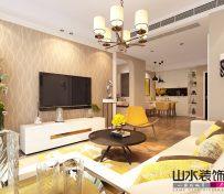 暖黄色是永恒的颜色,家不是设
