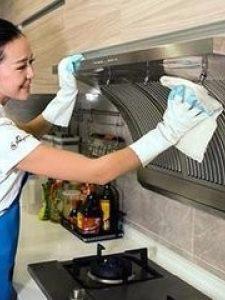 厨房保养、消毒保洁