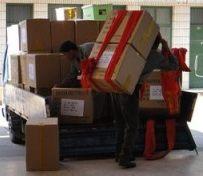 上海强生搬场机器设备搬迁