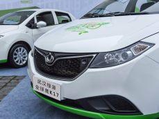 武汉新能源电动汽车租赁