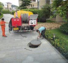 南通启东市政管道清洗 抽粪,管道清淤 施工方案