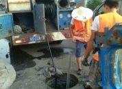 枫桥专业管道疏通,化粪池清理,清洗市政雨水管道