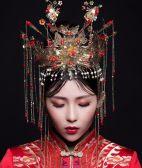 【友银造型】中式新娘妆