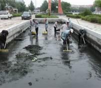 包头清理污水池