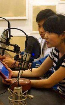 南洋模范中学校园电台