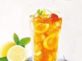 柠檬博士茶
