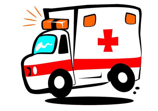 正规120救护车内部装备