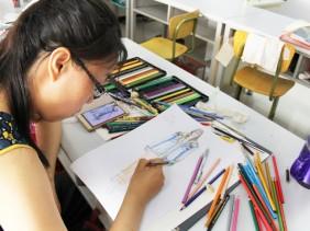 高级服装手绘设计班