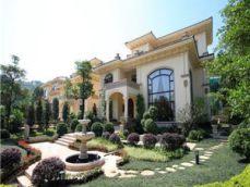 别墅私家花园设计与施工,绿化养护