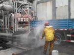 专业工业设备清洗