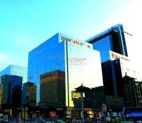 南门 长安国际中心 金融中心