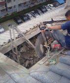 北京专业楼板切割加固