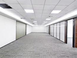 京基滨河时代大厦 三地铁接驳 商业配套完善 电梯口单位