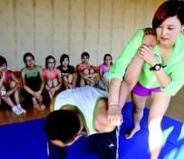 女子防身术-女性自身防卫最佳
