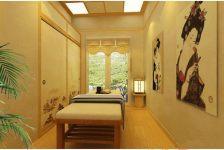 重庆中高端美容院装修设计、渝中美容院设计装修