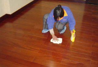 专业地板打蜡