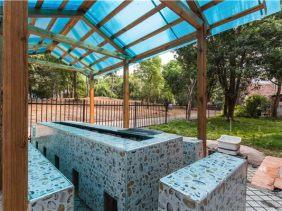 麋鹿主题别墅游泳池