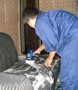 沙发清洁养护