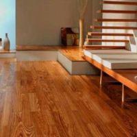 木地板清洗打蜡抛光