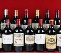 北京回收拉菲酒红酒