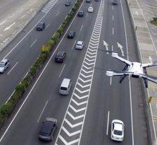 智能交通,无人机高速公路巡查,抓拍