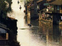 上海松江美丽风景