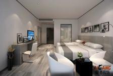 重庆酒店装潢设计、酒店装修装饰、重庆爱港装饰