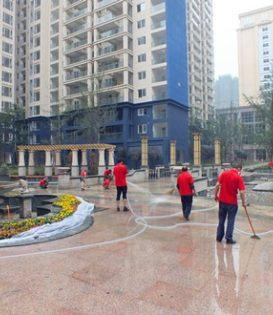 杭州工程保洁