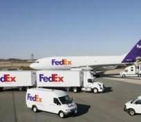 首都机场联邦国际货运