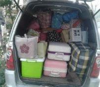 杭州面包车搬家